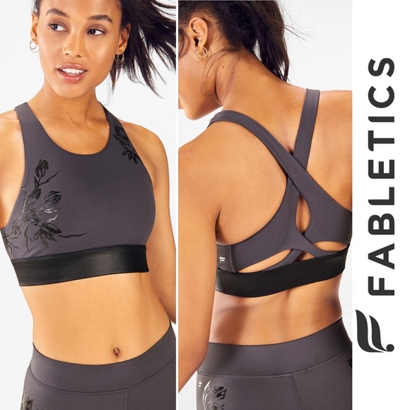 Fabletics Other - NWT Fabletics • Ella High Impact Sports Bra III XS